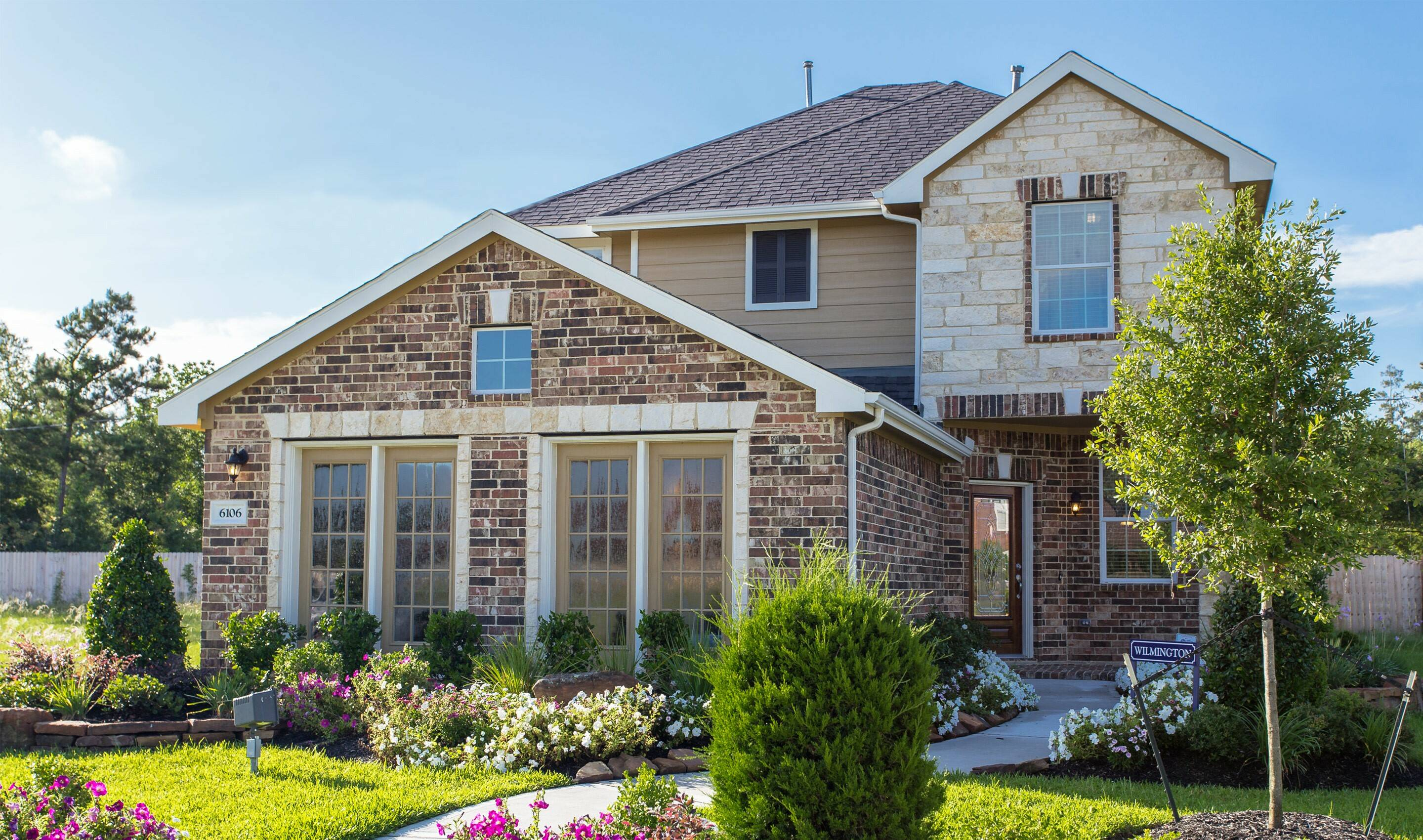 100 Typical House Style In Texas Cost For New Home
