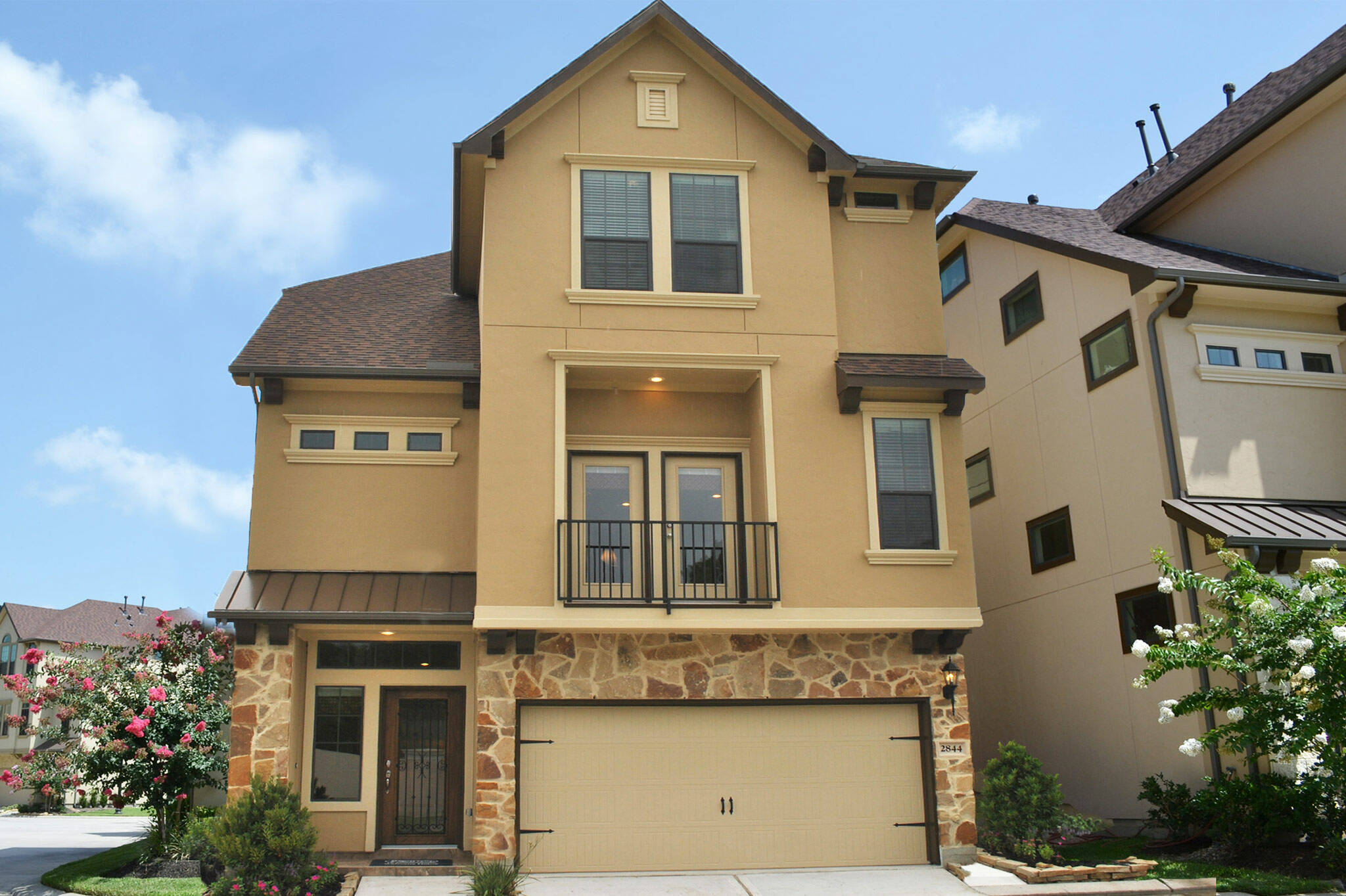 enclave at upland new homes in houston tx