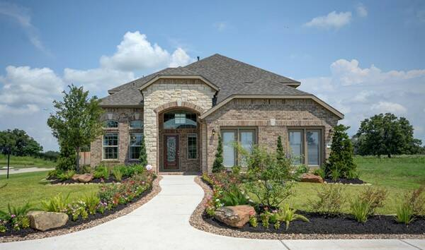 Kingdom heights new homes in rosenberg tx for Calloway homes