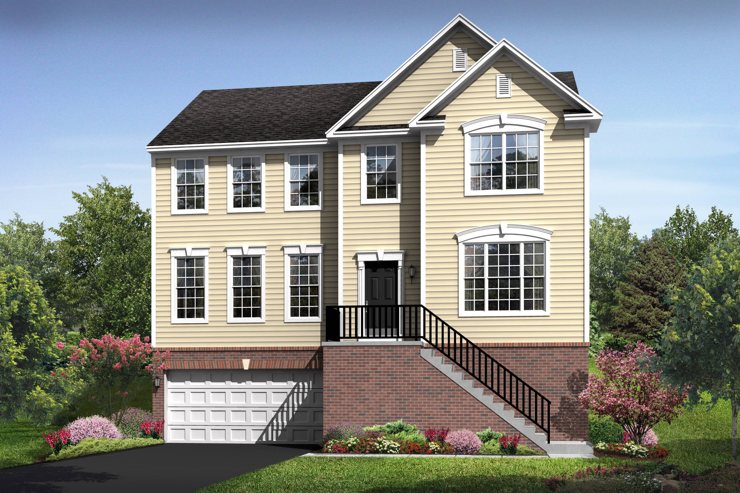 windmere a new homes at wellspring in virginia