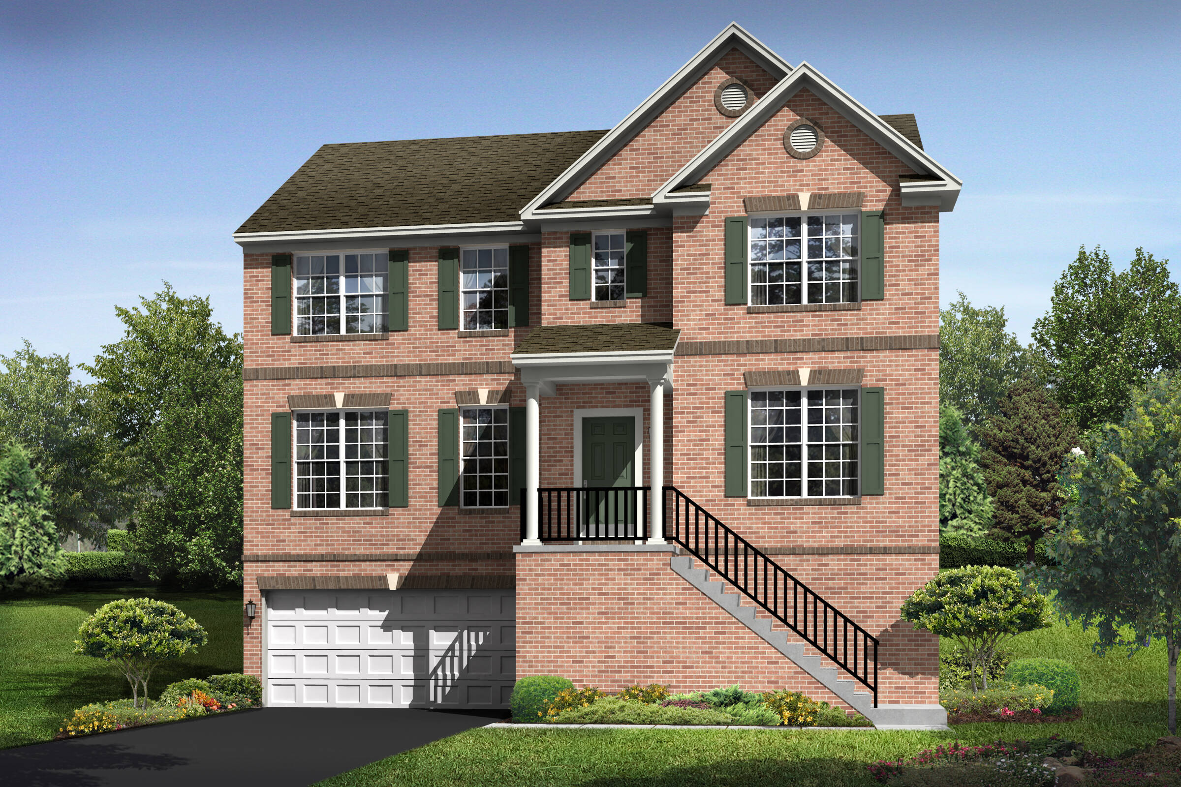 windmere b new homes at wellspring in virginia