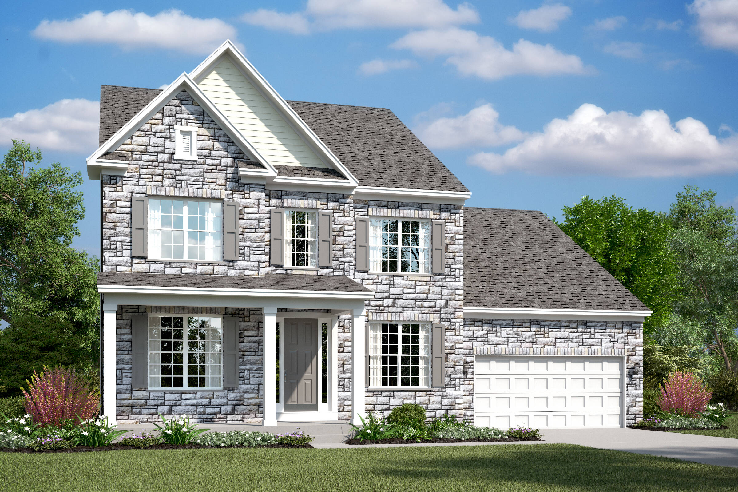 oxnard I c new homes at burke junction in virginia