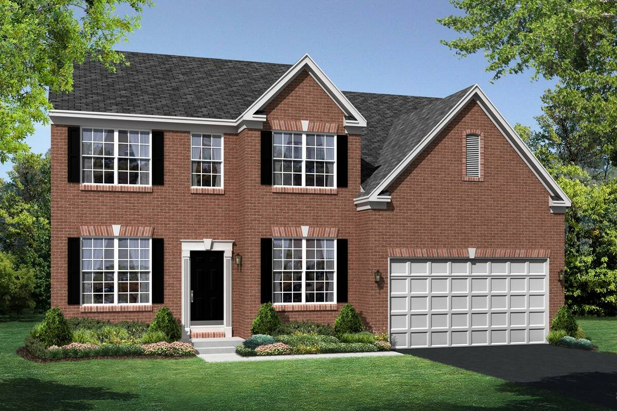 Cardinal view at eagles pointe maryland ii for Modern homes in maryland