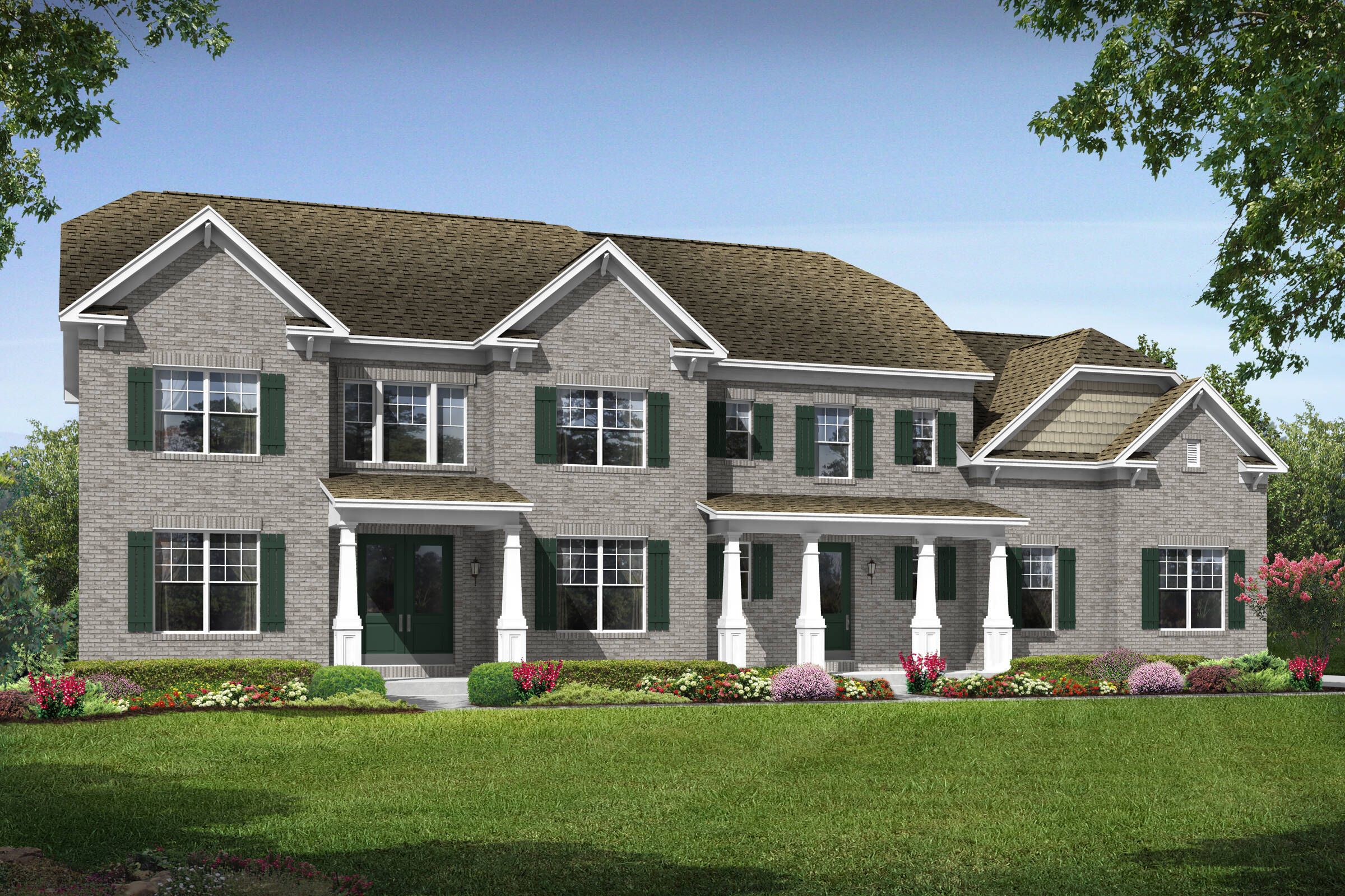 rosewell e new homes at foxmont