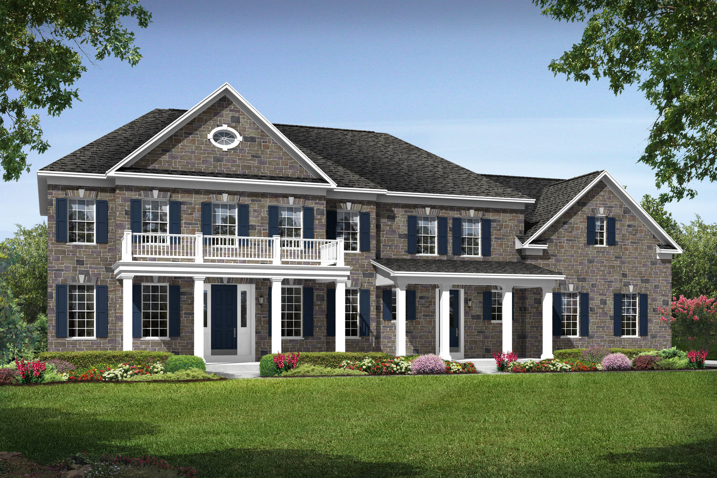 rosewell j new homes at foxmont