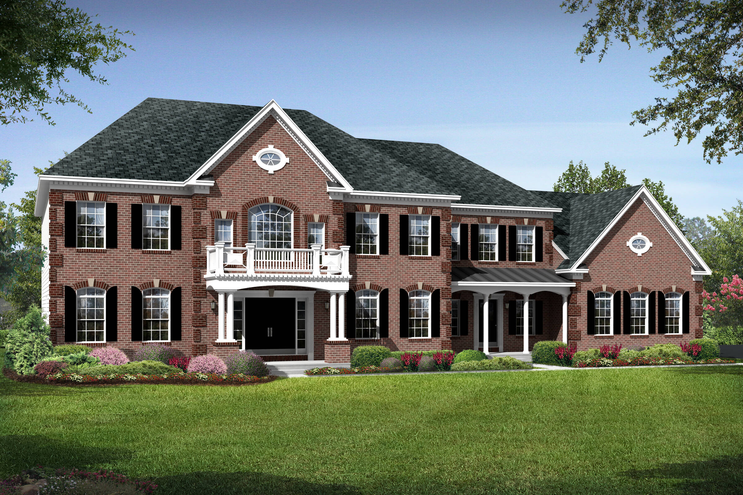 tara a traditional new homes at foxmont