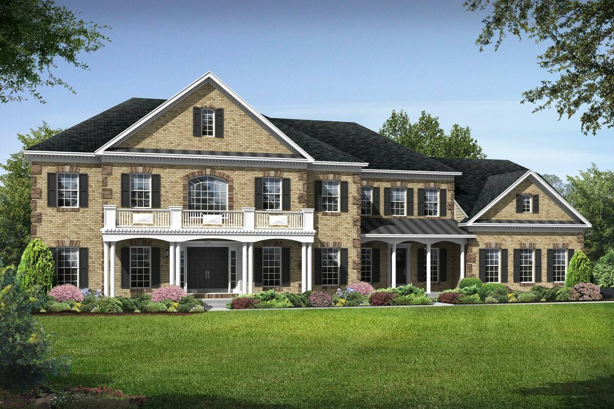 Hunters pond new homes in centreville va for New source homes