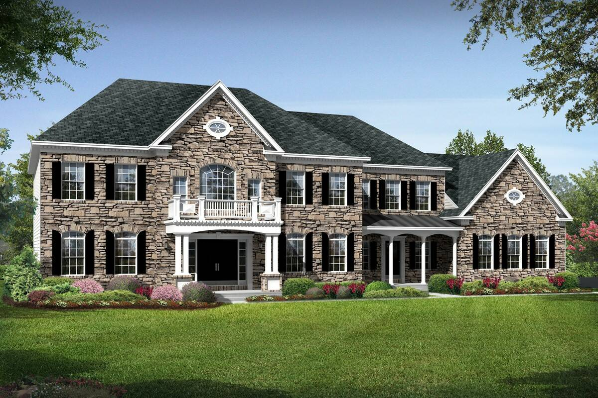 Hunters pond new homes in centreville va for New home sources