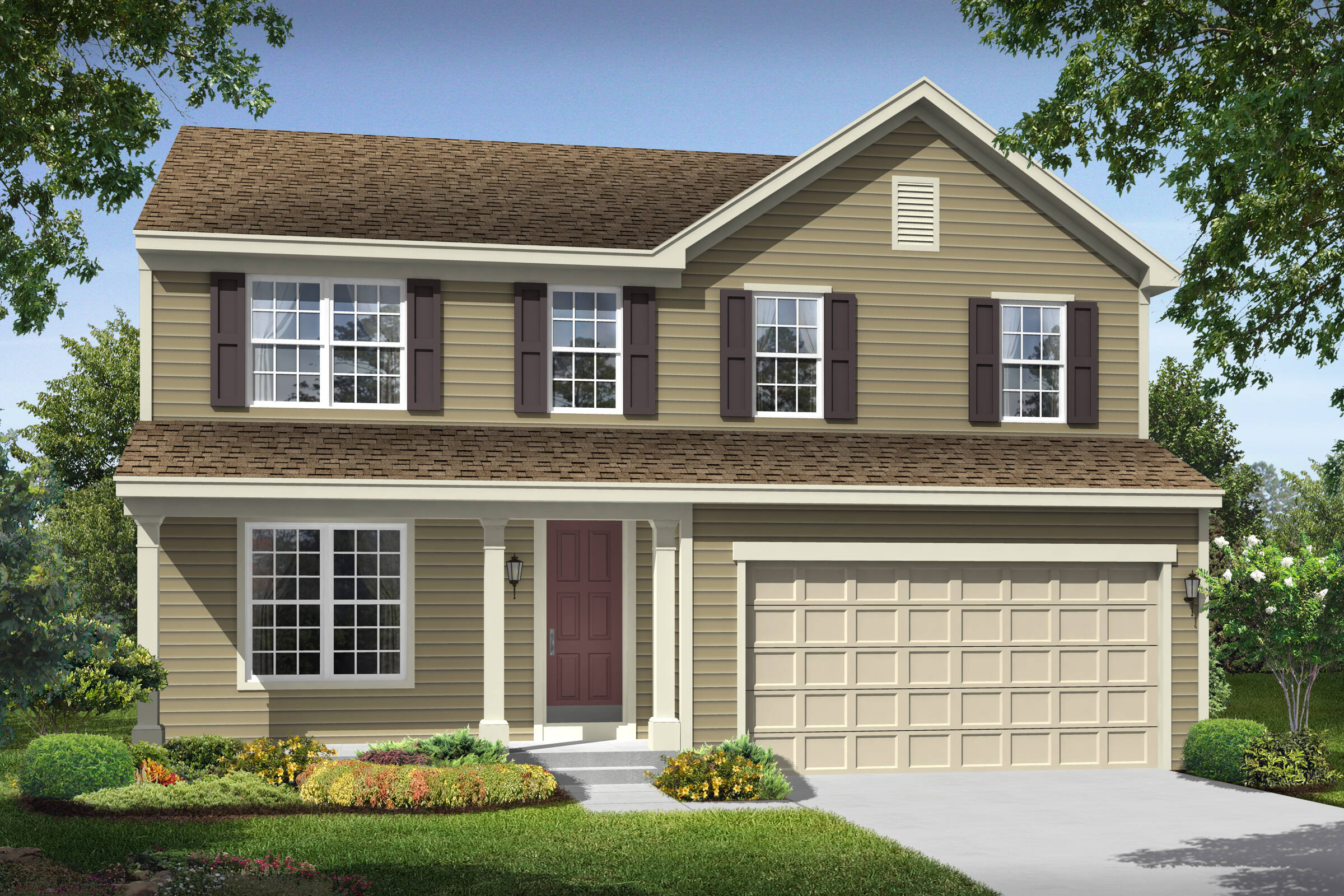 hanover cs new homes at leeland station in virginia