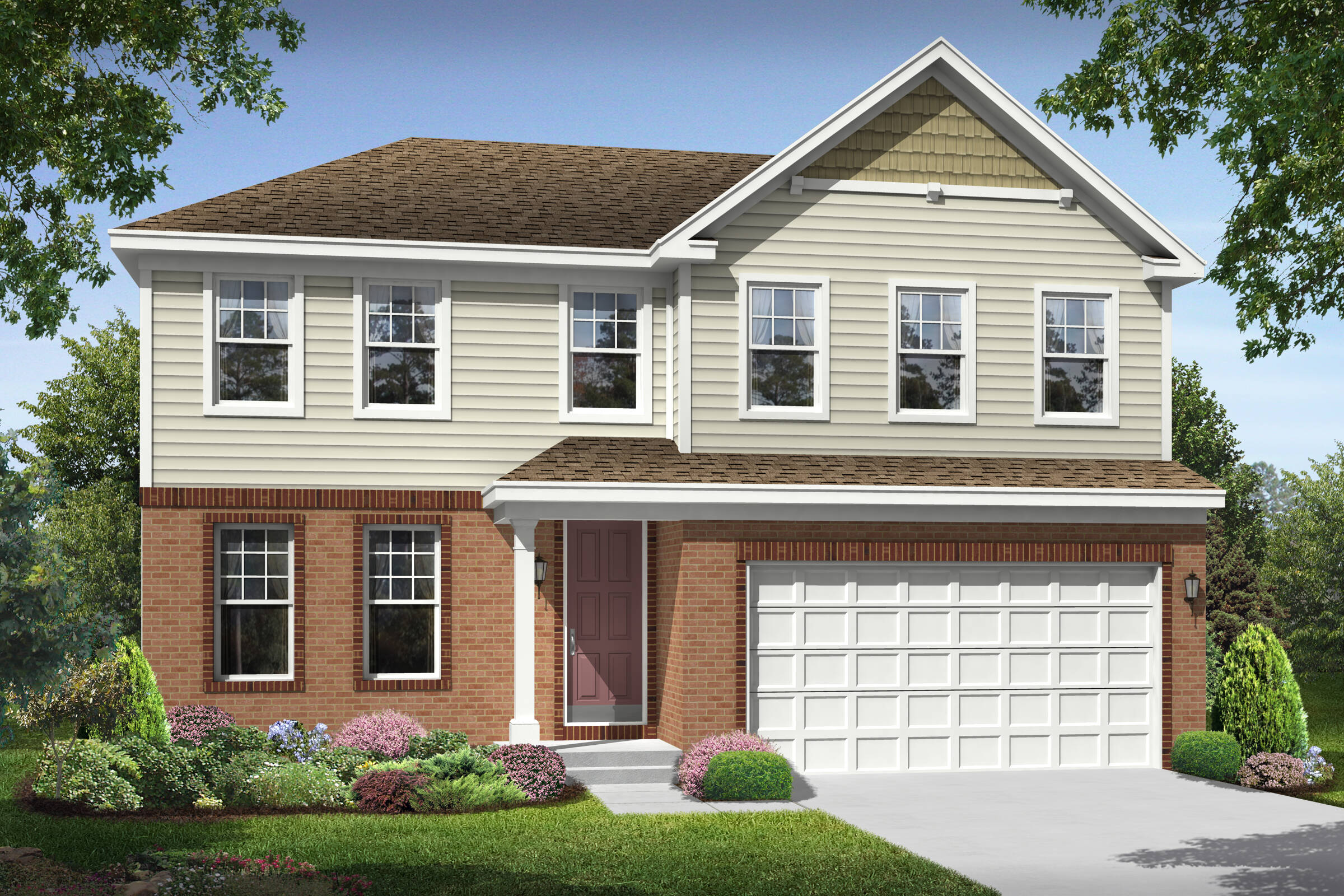 hanover eb new homes at leeland station in virginia
