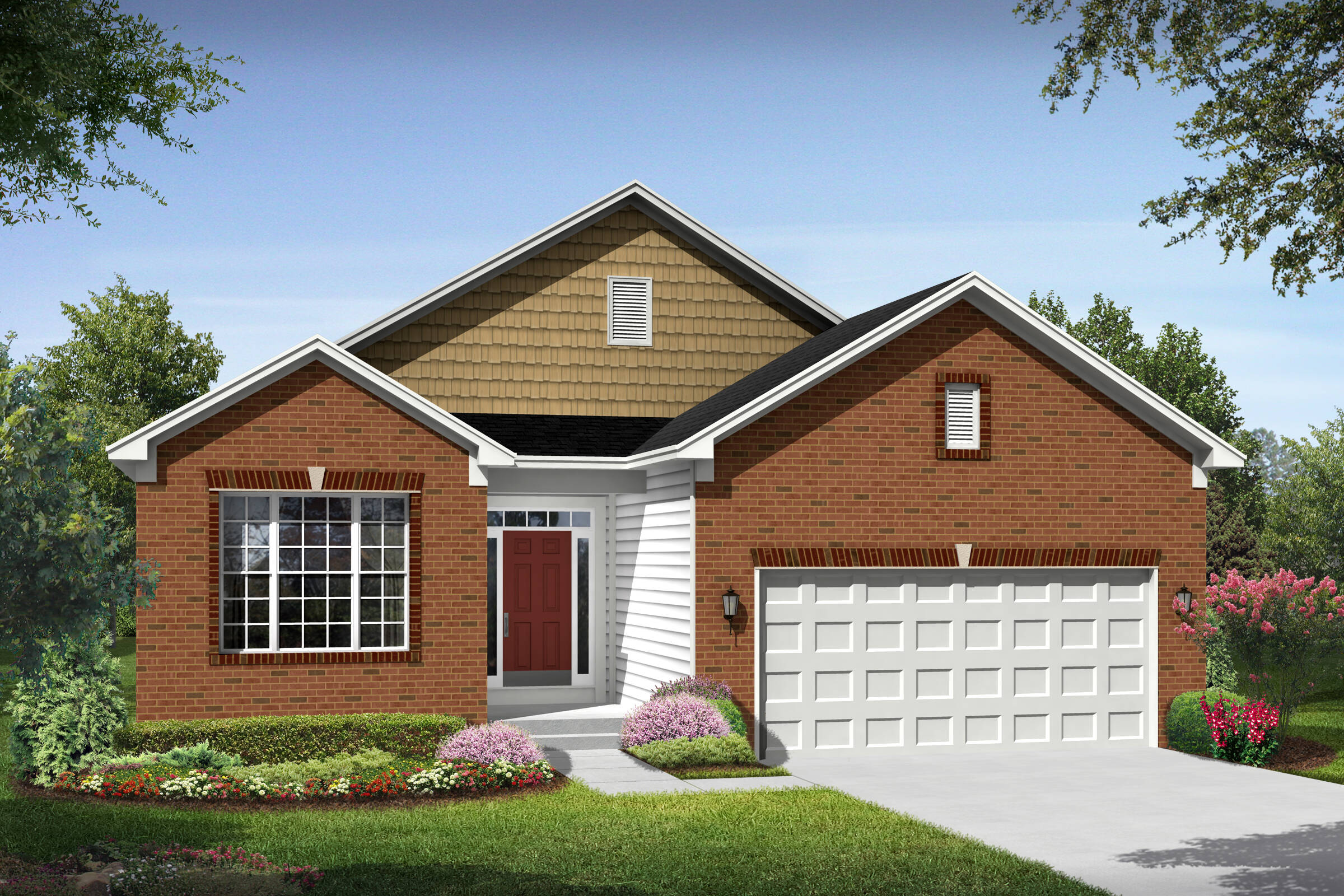 loren ab new homes at leeland station in virginia