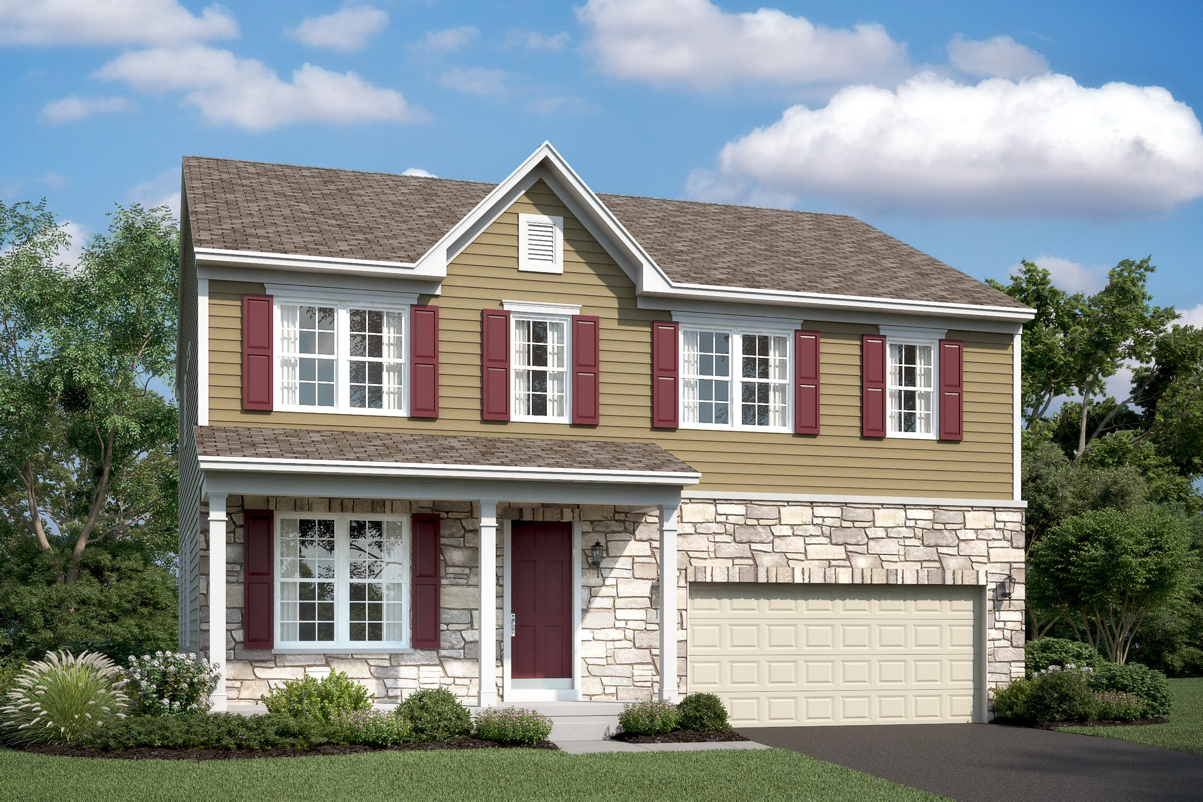 tomasen ct new homes at leeland station in virginia