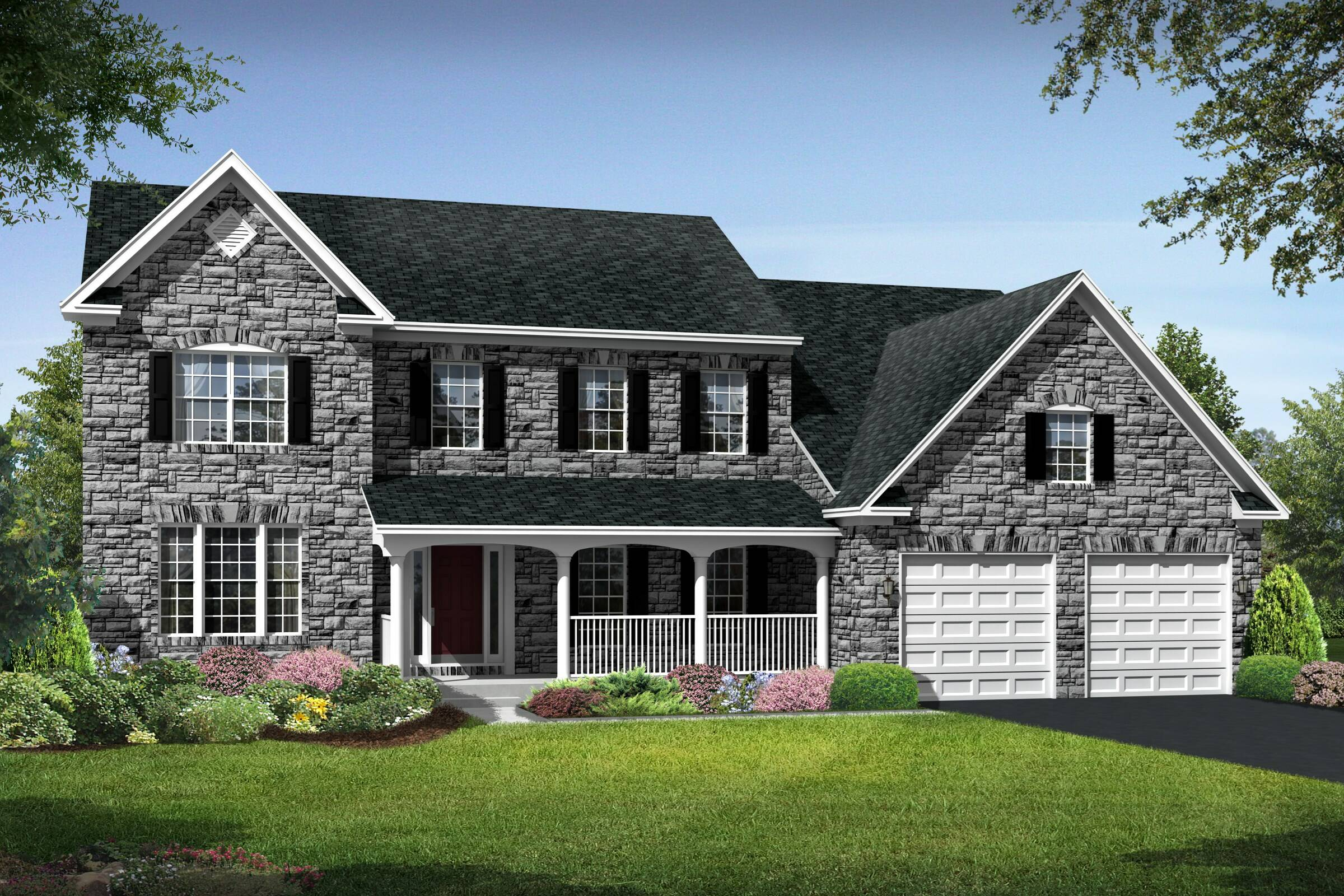Lenah Woods New Homes in Aldie VA