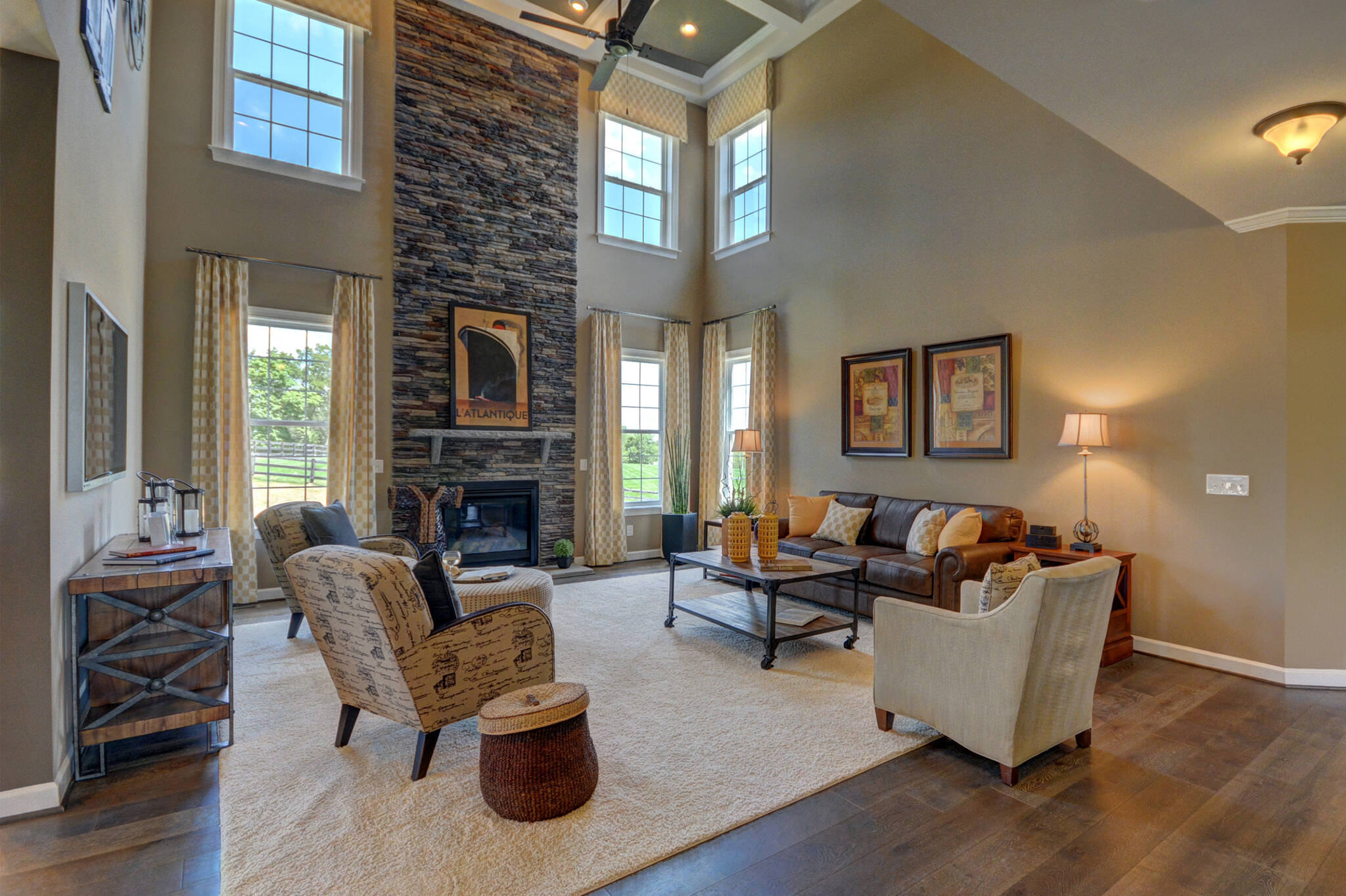albany family room new homes in virginia