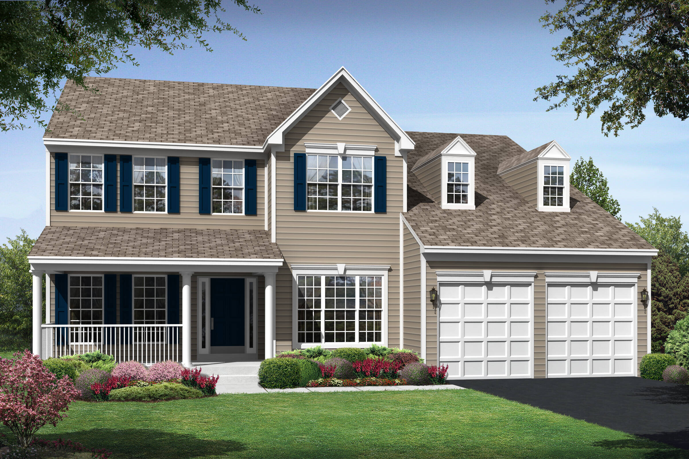 alaska country new homes at reserves at leeland station in virginia