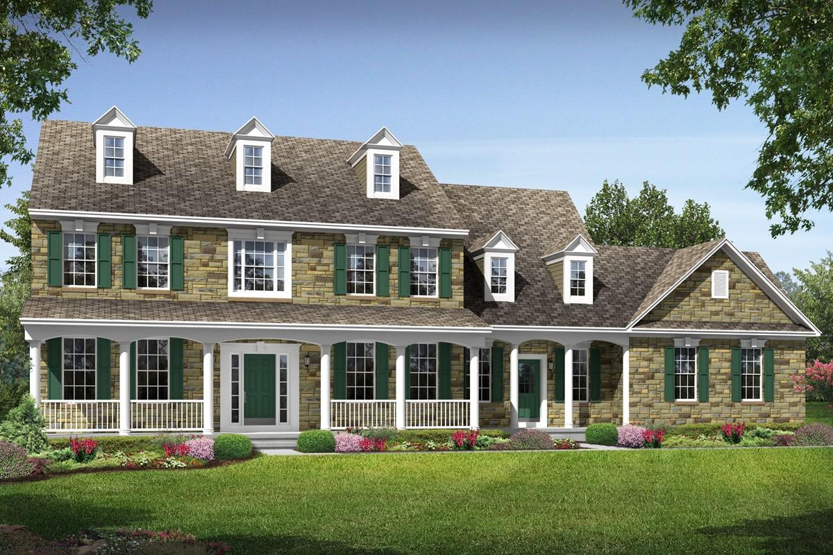 Reserves at wheatlands kentucky for Kentucky home builders