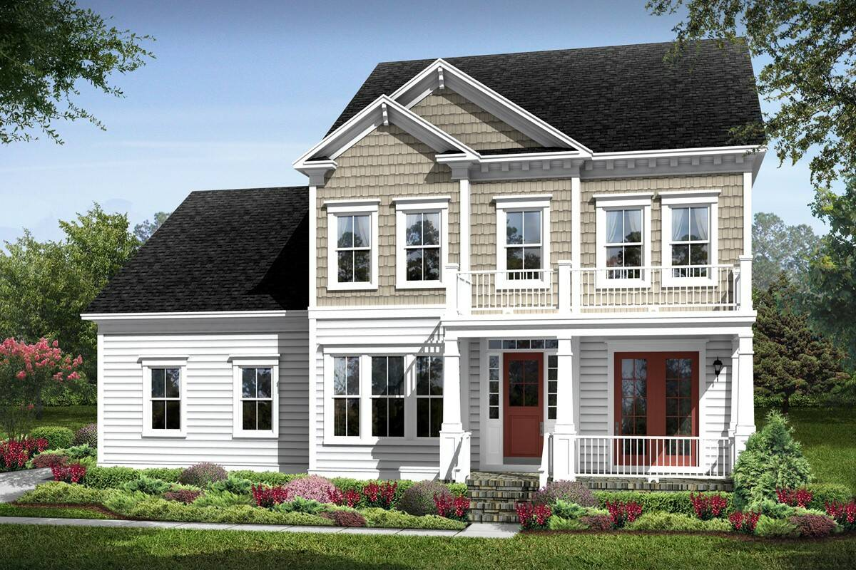 Willowsford Greens - New Homes in Aldie, VA