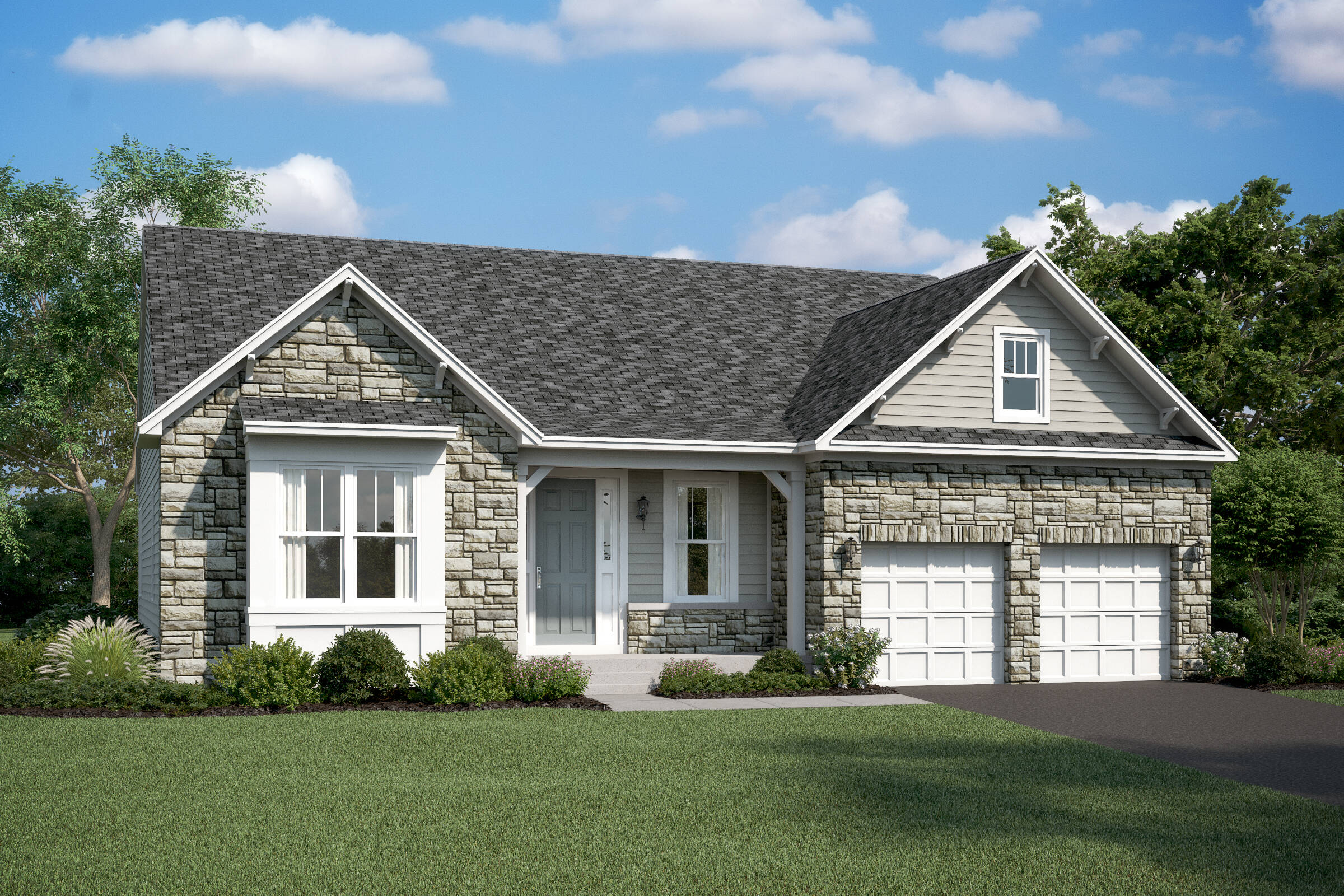 st michael ft new homes at shenandoah springs in west virginia