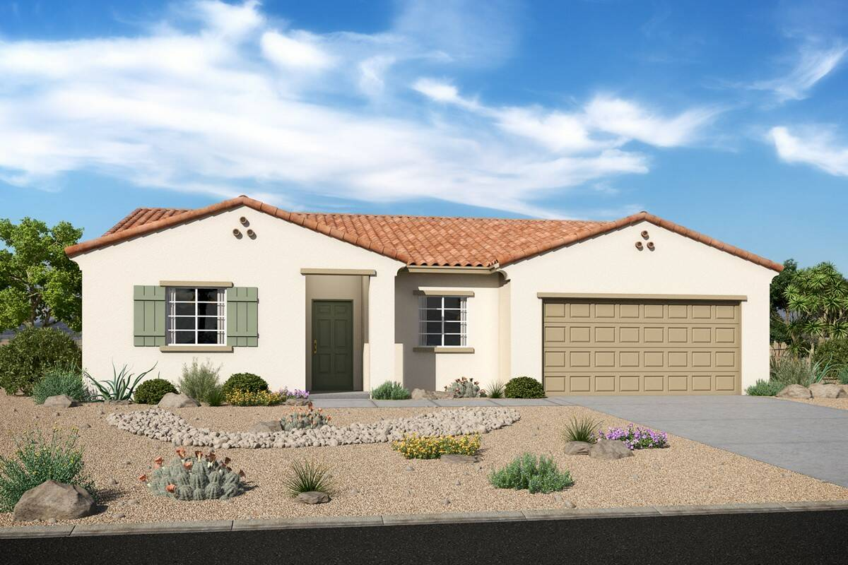 5010 Denali D Spanish new homes casa grande arizona