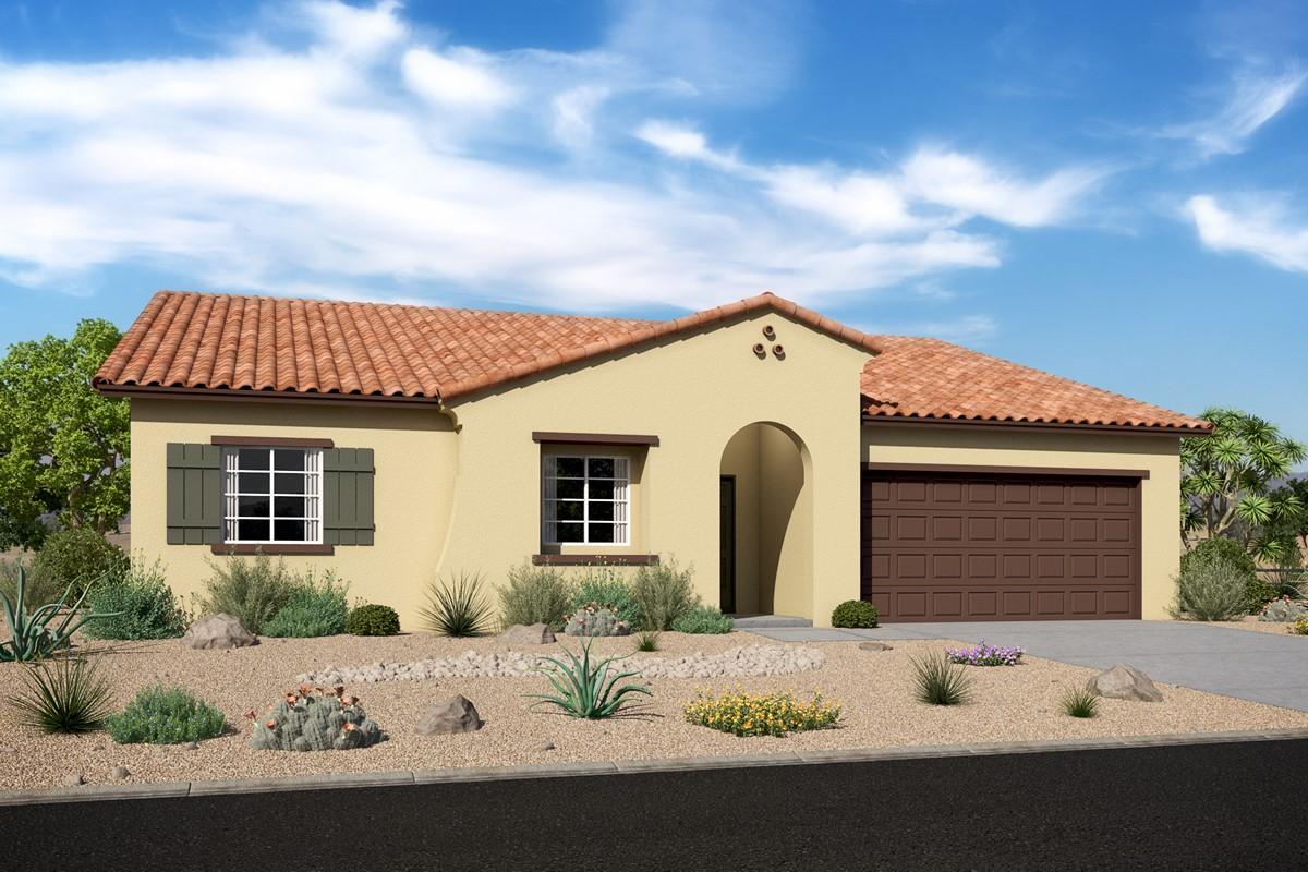 5011 Everest D Spanish new homes casa grande arizona