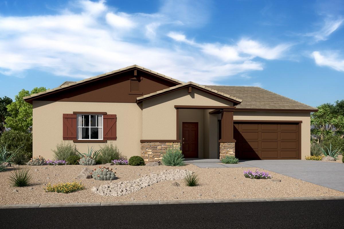 5012 Monarch E Craftsman new homes casa grande arizona