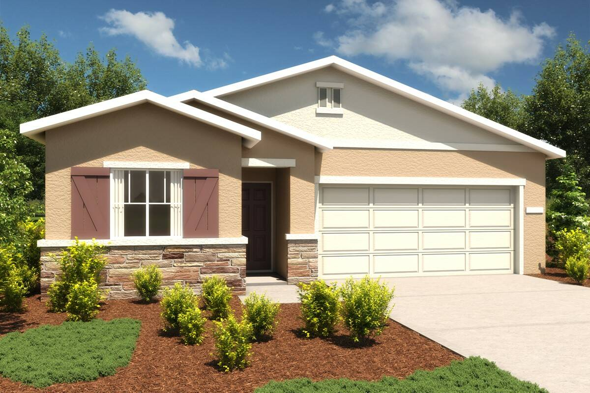 3520 peony craftsman b new homes merced california