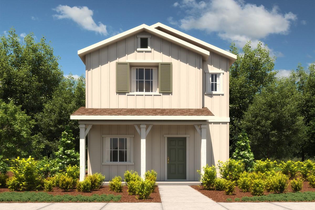 2224 cayman b farmhouse new homes aspire at stones throw-elev