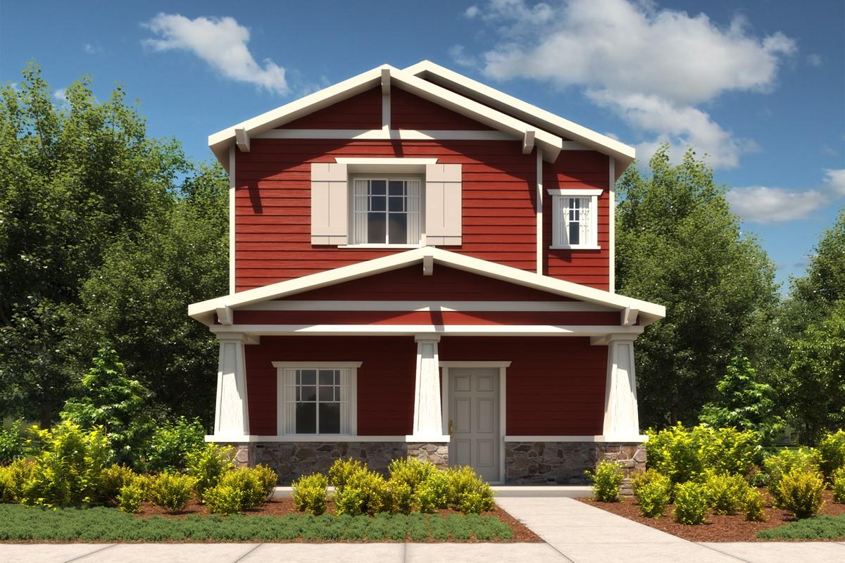2224 cayman d craftsman all siding new homes aspire at stones throw-elev