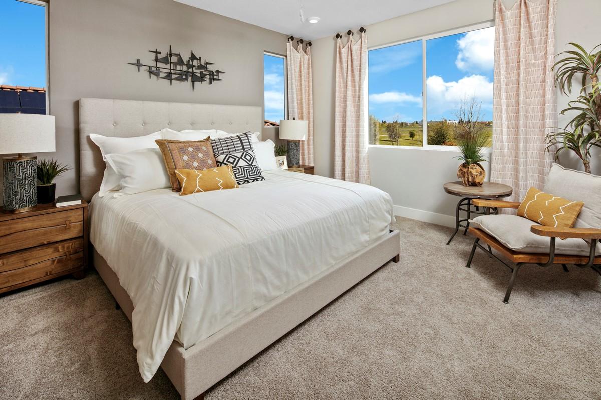 61528_Encantada at Vineyard Terrace_Sherry_Sherry Model Interior Of Owner_s Bedroom