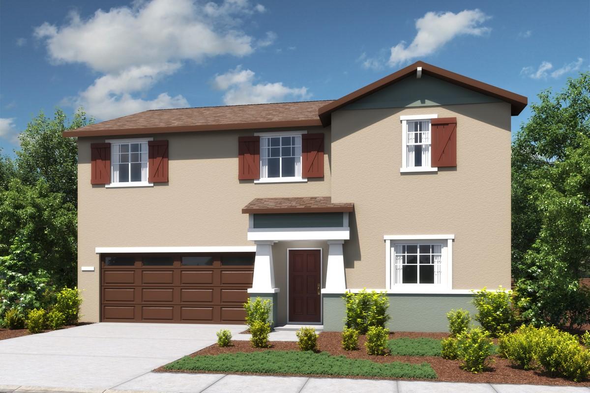 4094 larkspur b craftsman left new homes inspirado elev