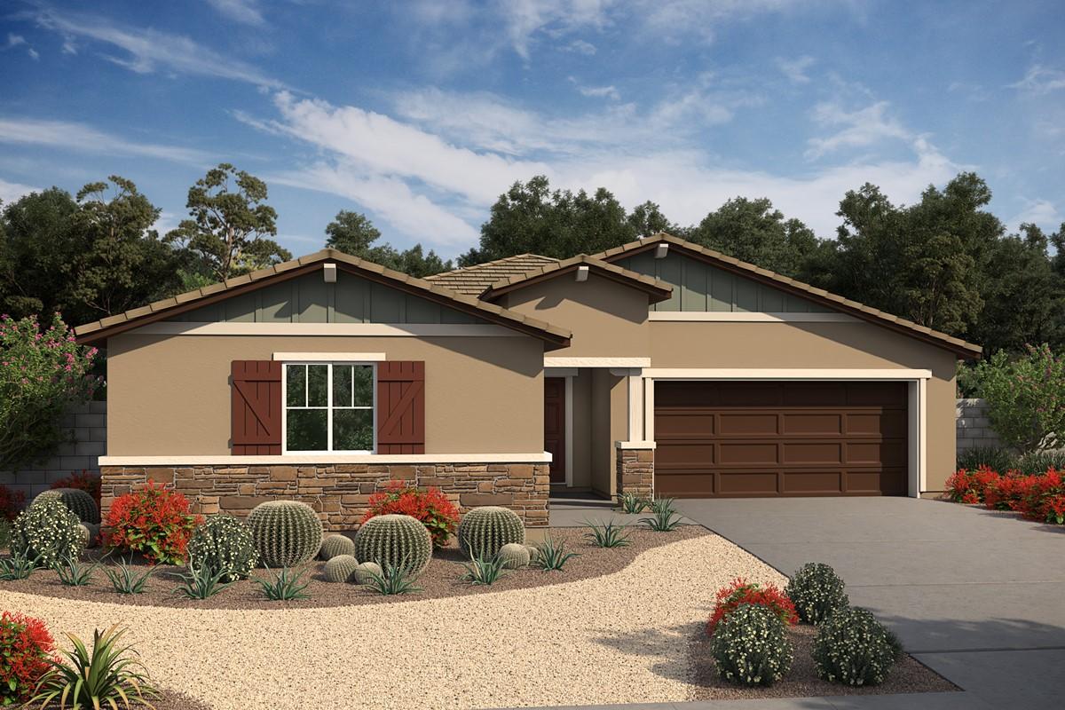 Plan 10 echo b craftsman new homes victorville california