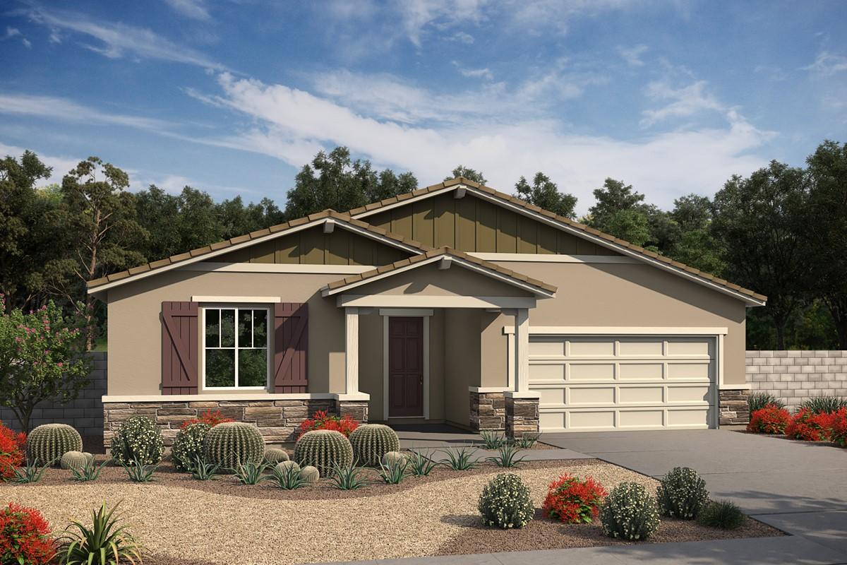 plan 9 leda b craftsman new homes victorville california