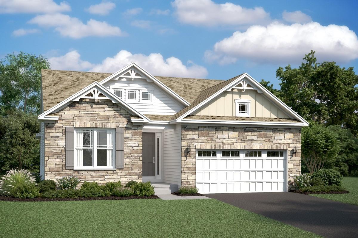 dorchester e4 new homes at belle terre