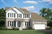 portland II d new homes at glenriddle