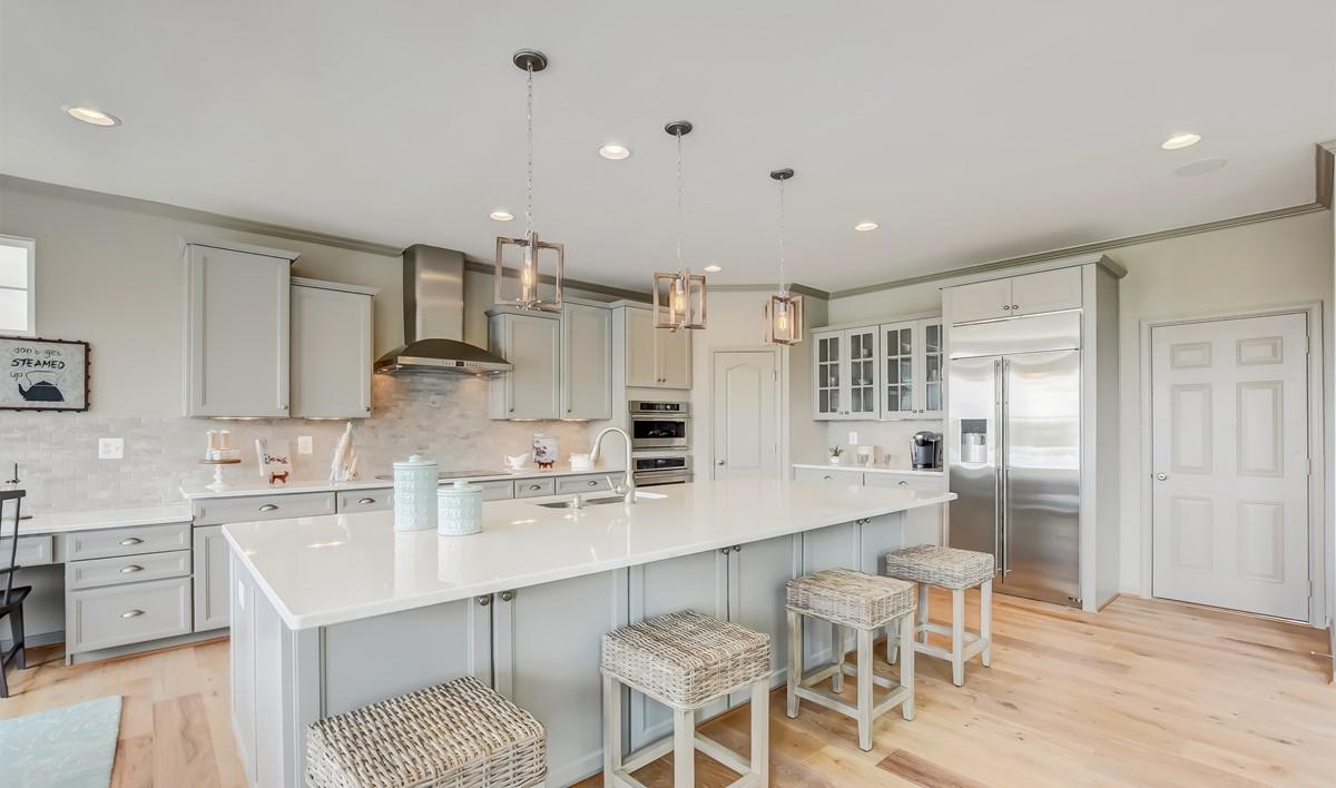 Knollac Acres Delaware kitchen-2