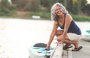 8-Kayaking
