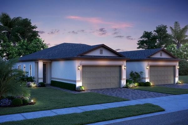 Hovnanian Four Seasons Orlando Sandpiper Villa