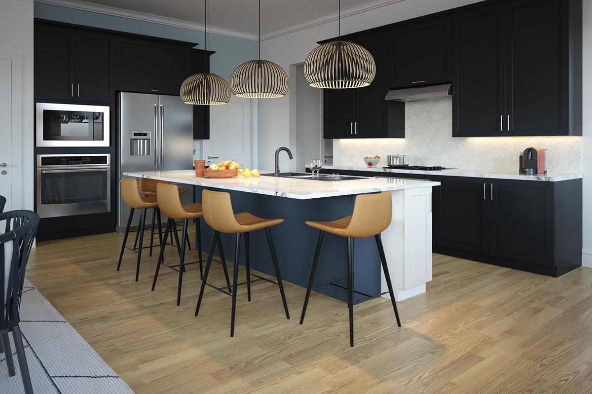 four seasons orlando sandpiper villa kitchen USP new homes orlando fl