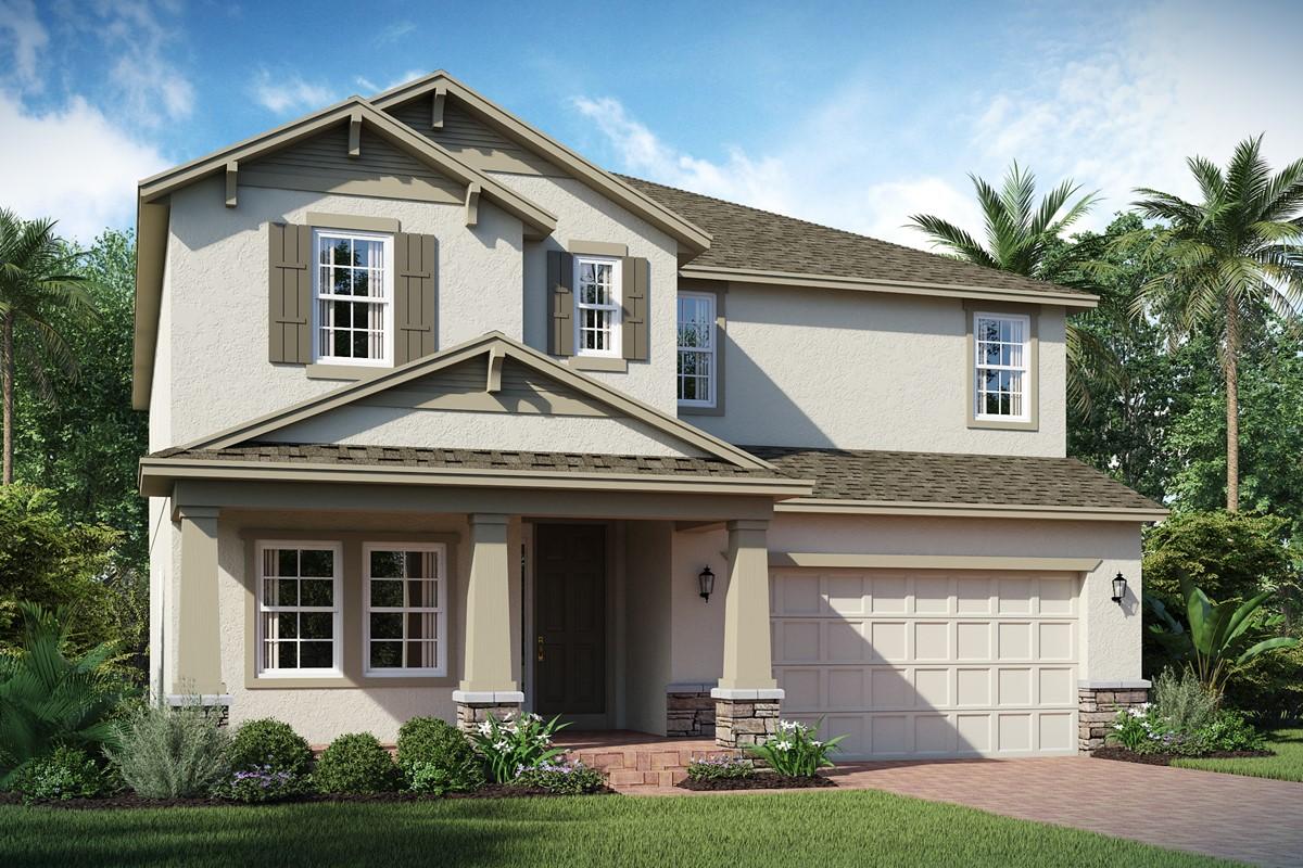 Michelson C new homes orlando florida