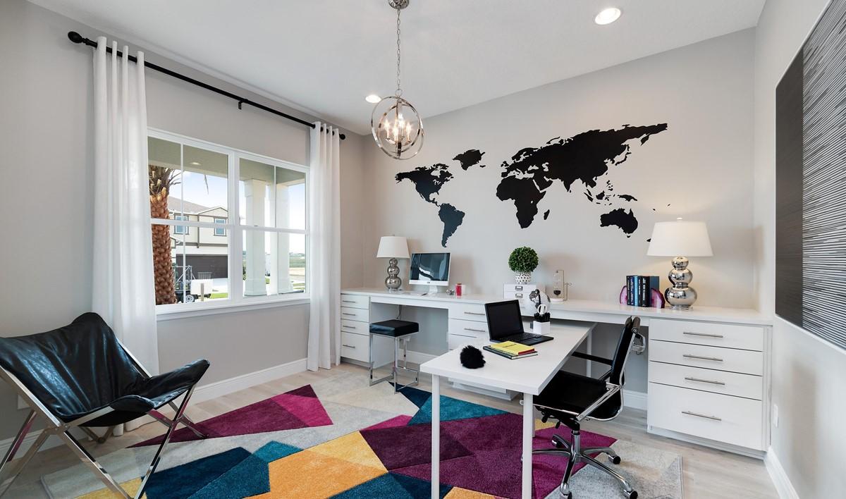 sanya home office new homes orlando florida