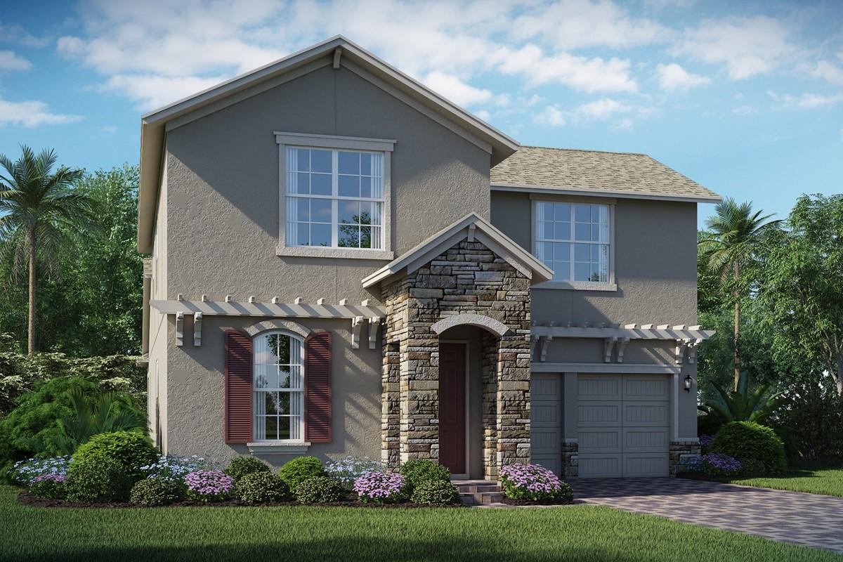 Harper B loft new homes orlado fl