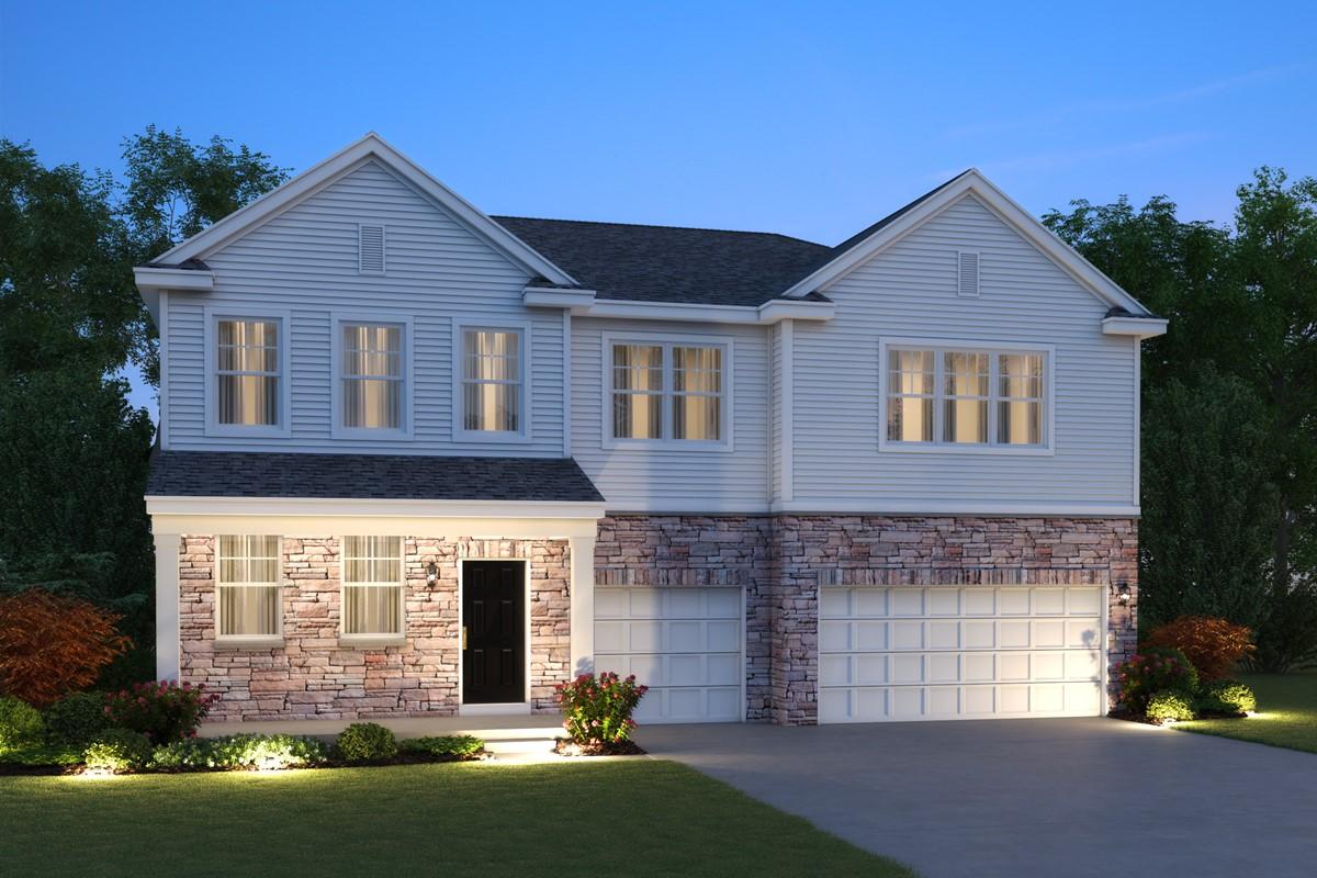 new-homes-sycamore-north-grove-crossing-6006-Barrett-H-Stone-elev