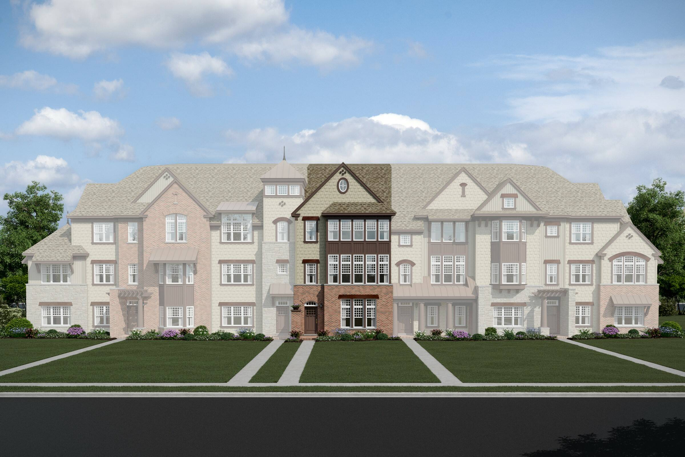 Parkside Of Libertyville Superior - Daltile plano parkway