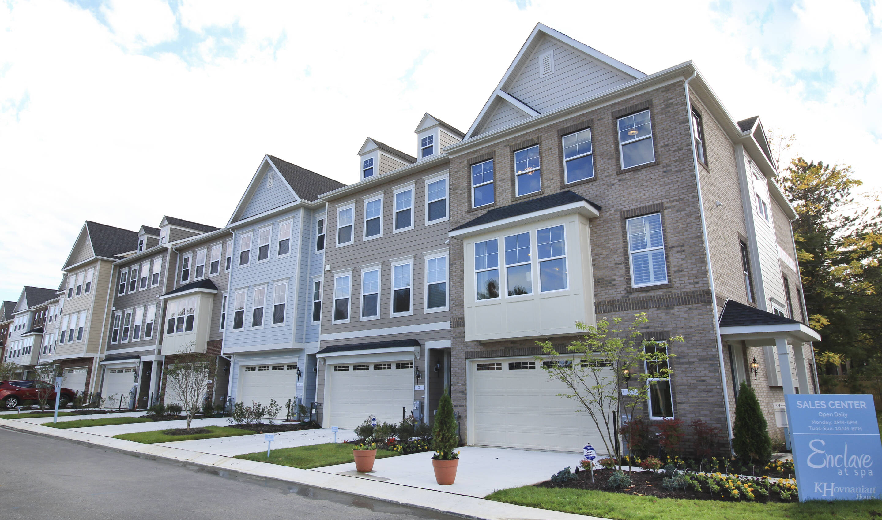Enclave At Spa New Homes In Annapolis Md