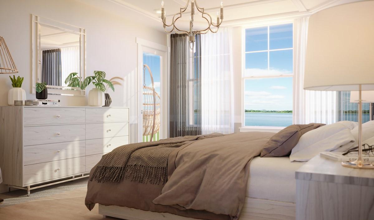 Kent Island - Unit A - Owner's Suite 01