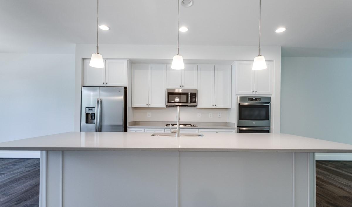 kitchen garrett I 95 lot 50 new homes at arnold ridge