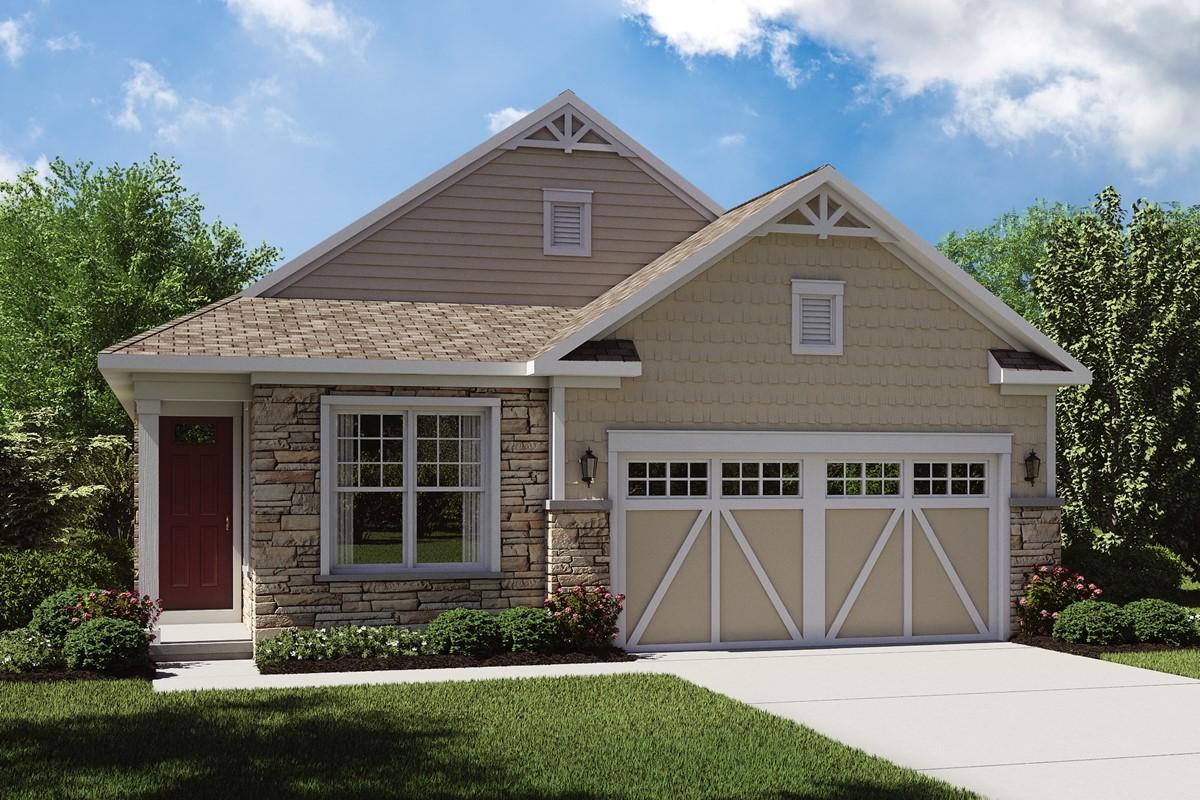 Barbuda-D2T-New Homes Howell NJ