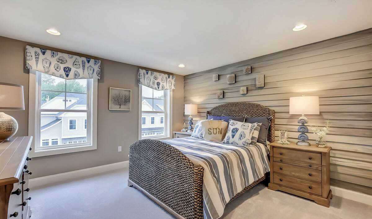 Four Ponds Pratt Bedroom 2-1