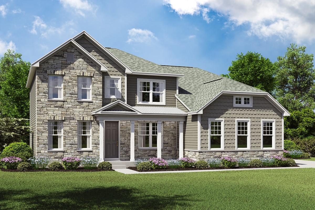 new home by avon lake ohio