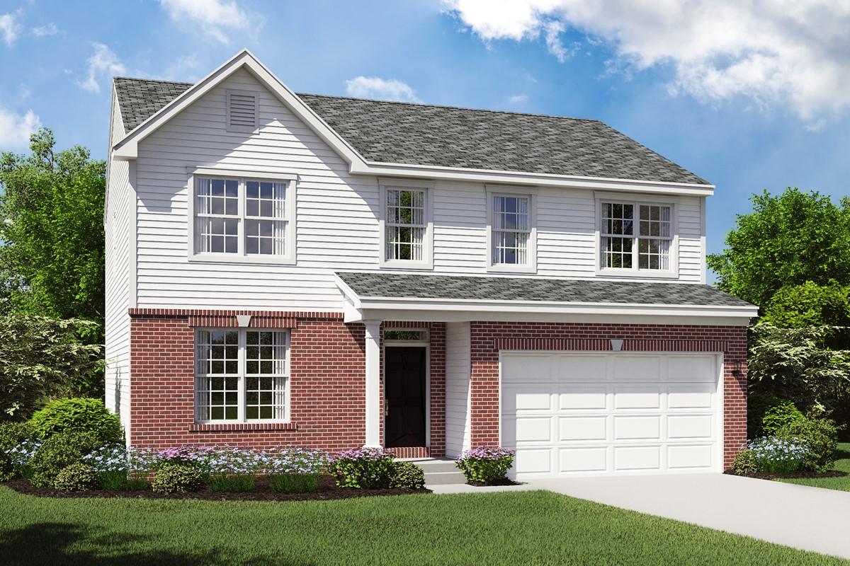 hanover b brick exterior new upscale home design
